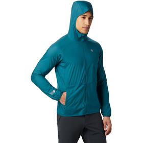 Mountain Hardwear Kor Preshell Veste à capuche Homme, dive